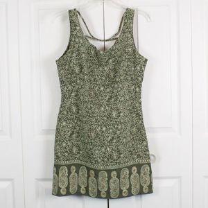 Caren Desuree Company CDC Dress Green Size 6